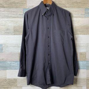 Van Heusen Button Down Shirt Size 15 32/33